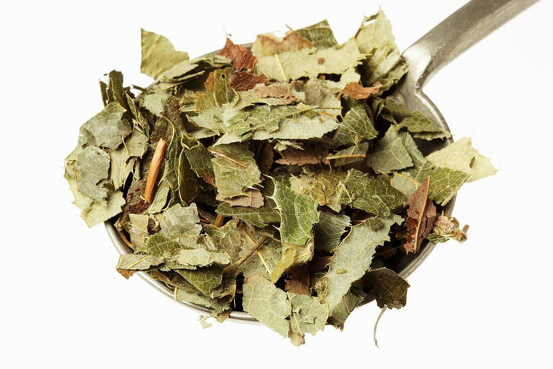 Dried horny goat weed leaves