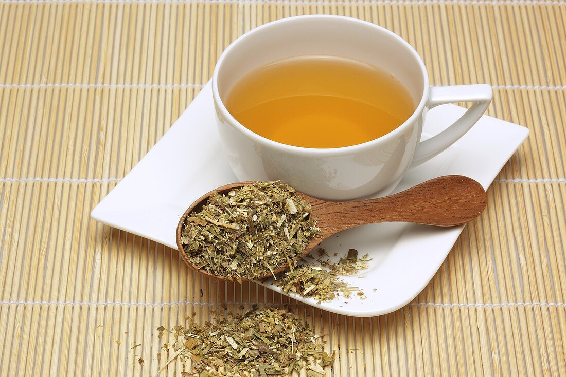 Goldenrod tea