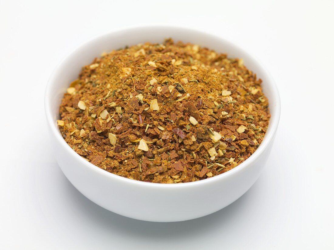 Seasoning mixture for penne arrabiata