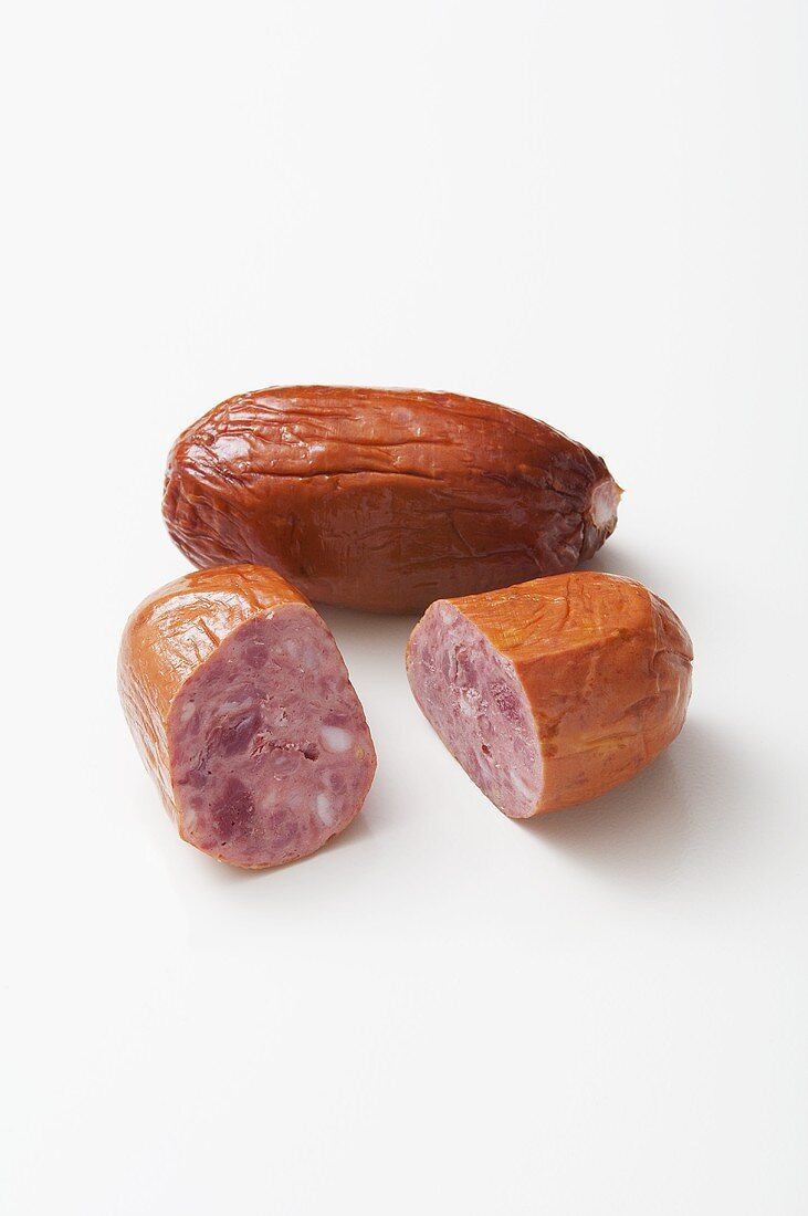 Paio (smoked sausage, Brasil)
