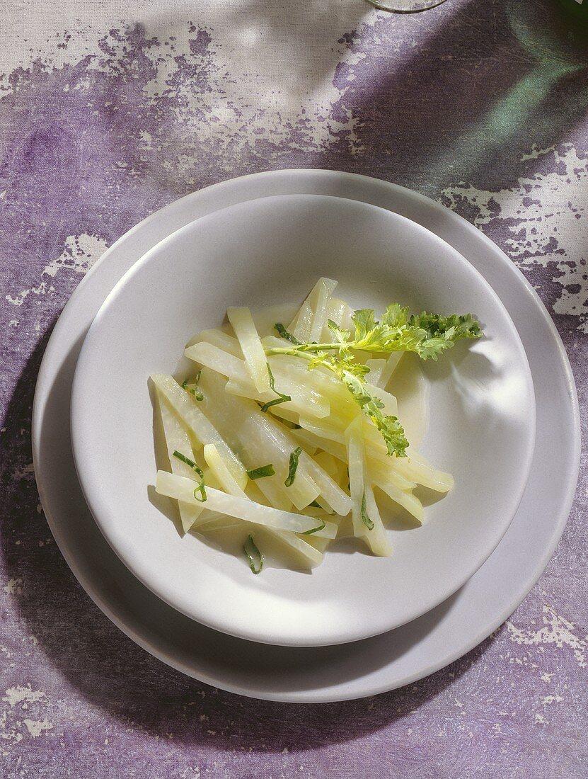 Turnip Cabbage Vegetable