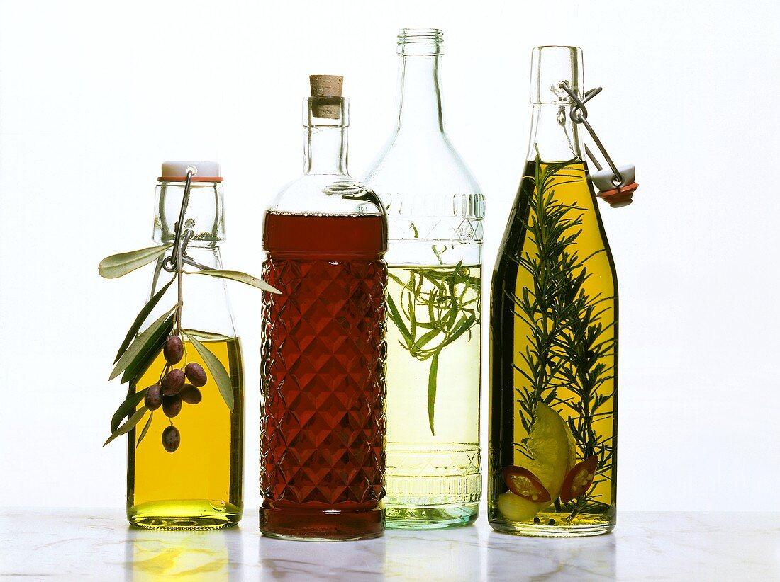 Assorted Oils & Vinegars