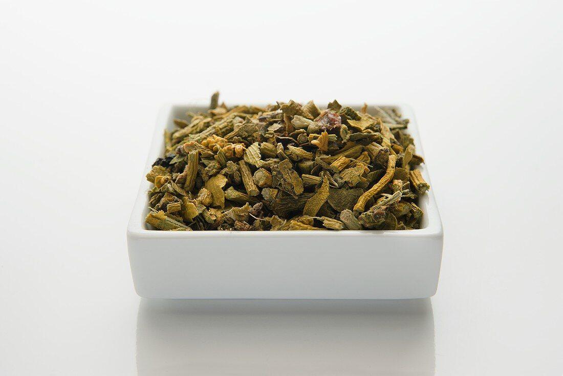 Mistelkraut (Visci herba), getrocknet
