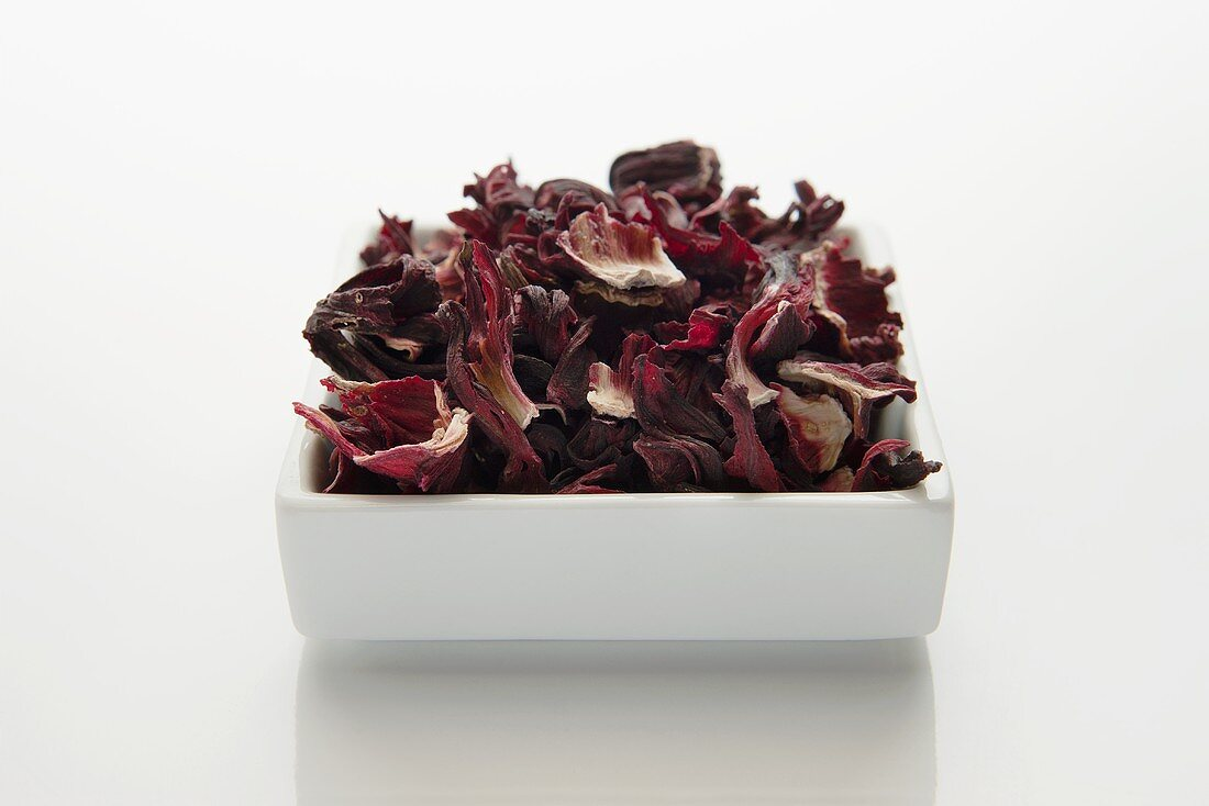Hibiskusblüten (rote Malve), getrocknet