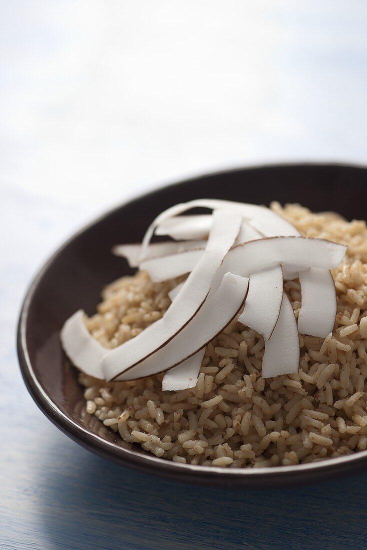 Coconut rice (Columbia)