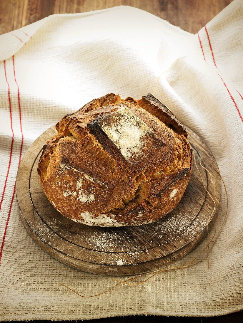 Farmhouse bread