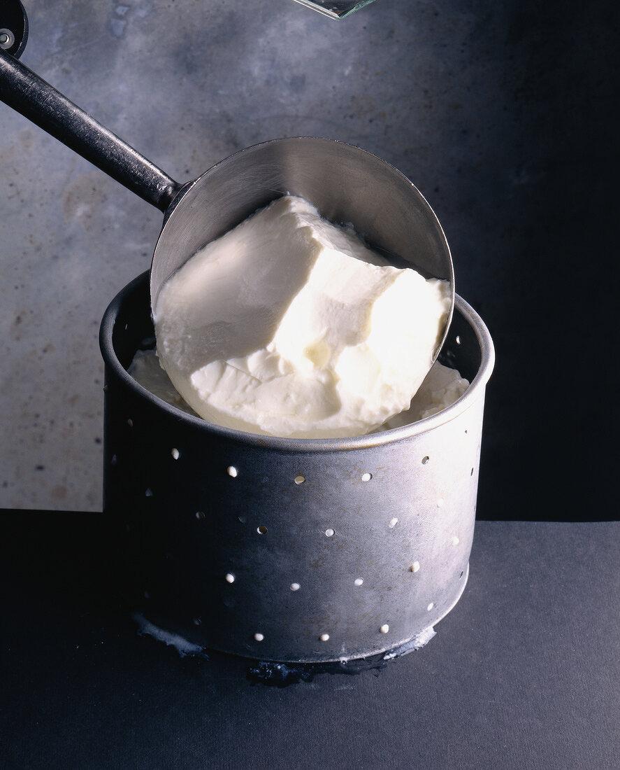 faisselle cheese