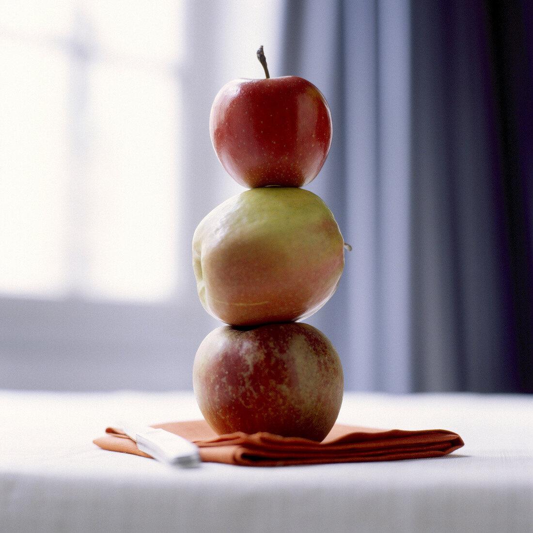 Elstar, Pink Lady, boskoop apples