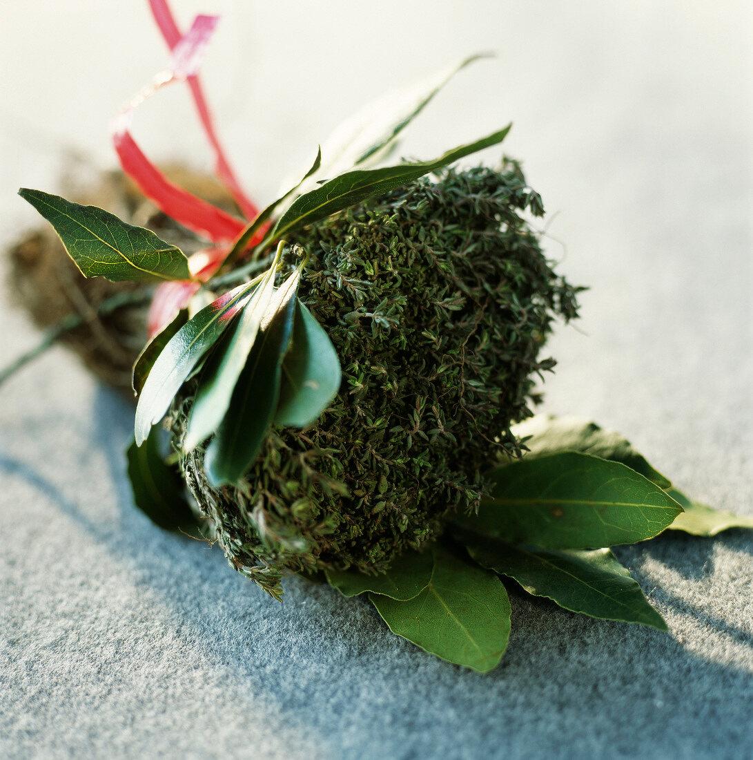 Bouquet garni (topic : season dishes)