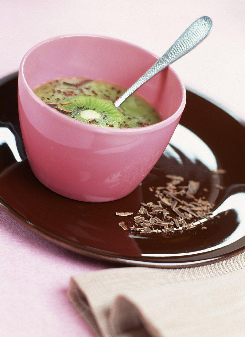 Kiwi soup