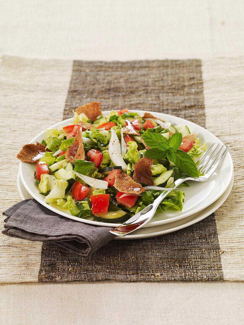 Fattouche salad