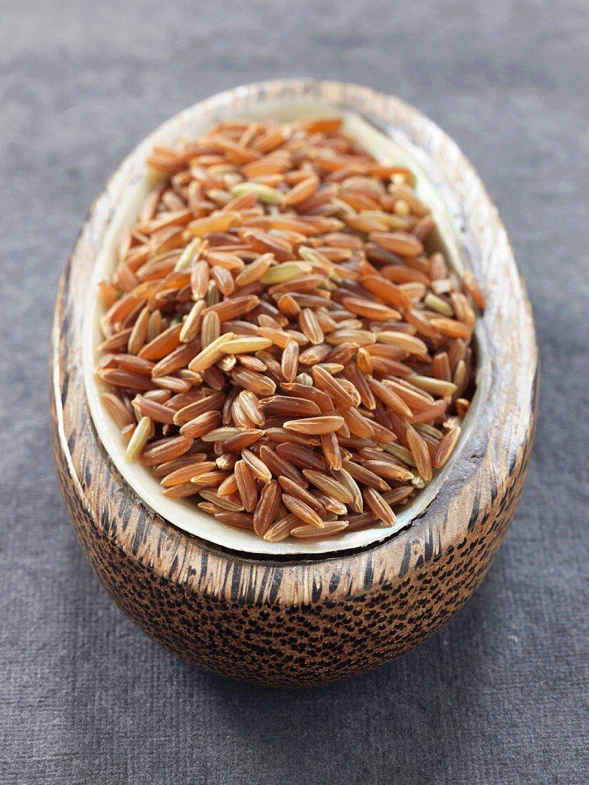 Roter Bio-Reis aus der Camargue