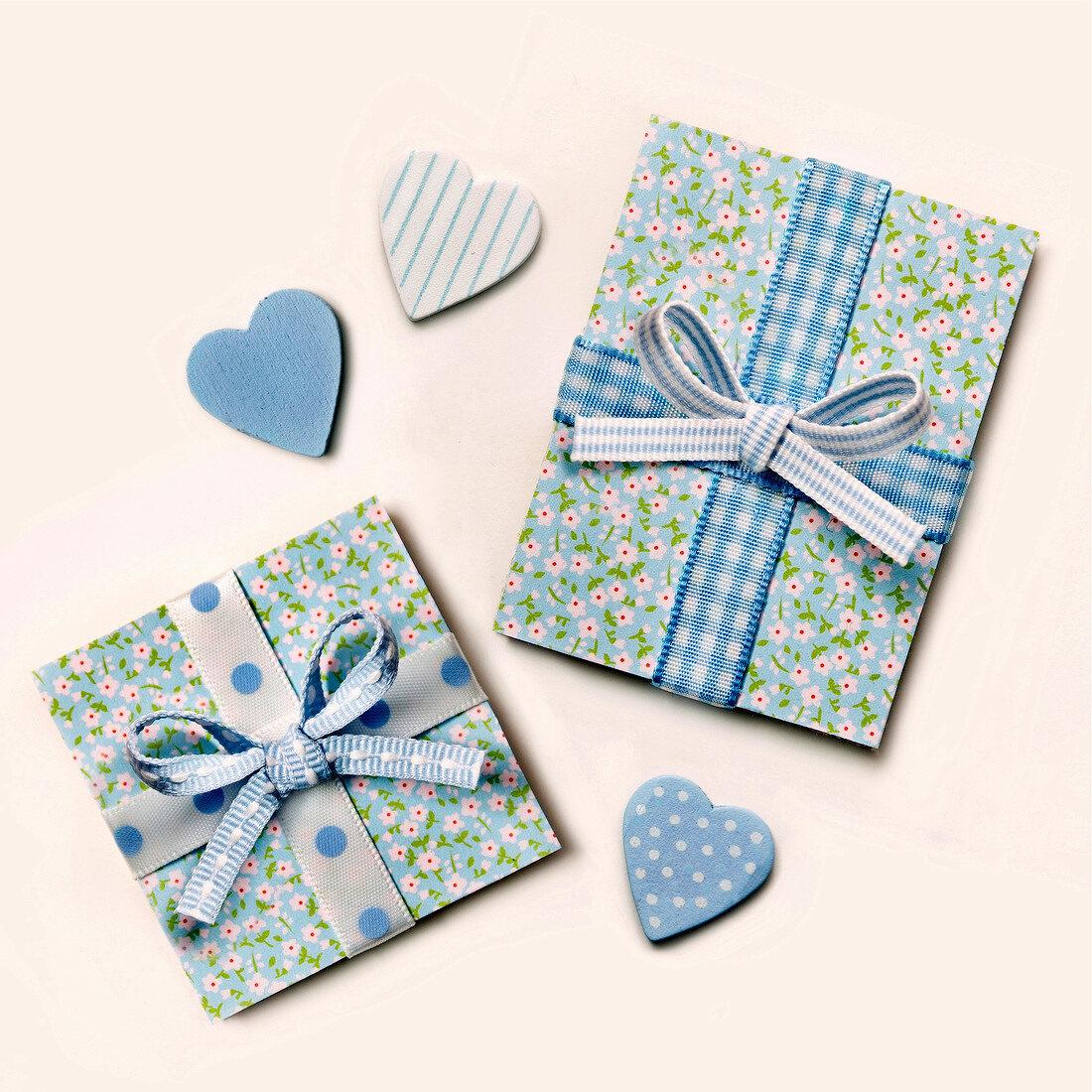 Blue Birthday presents