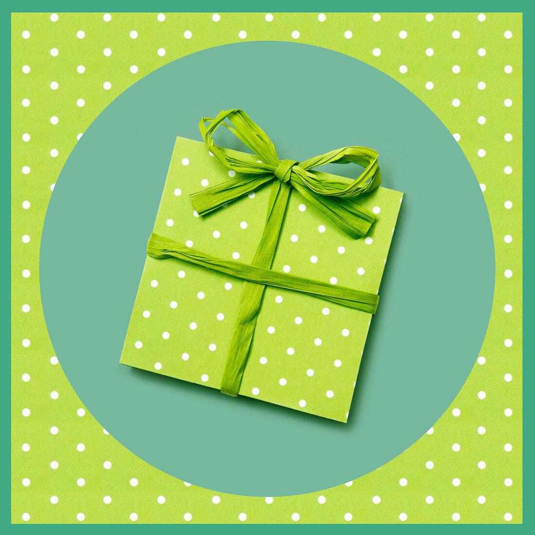 Green Birthday present