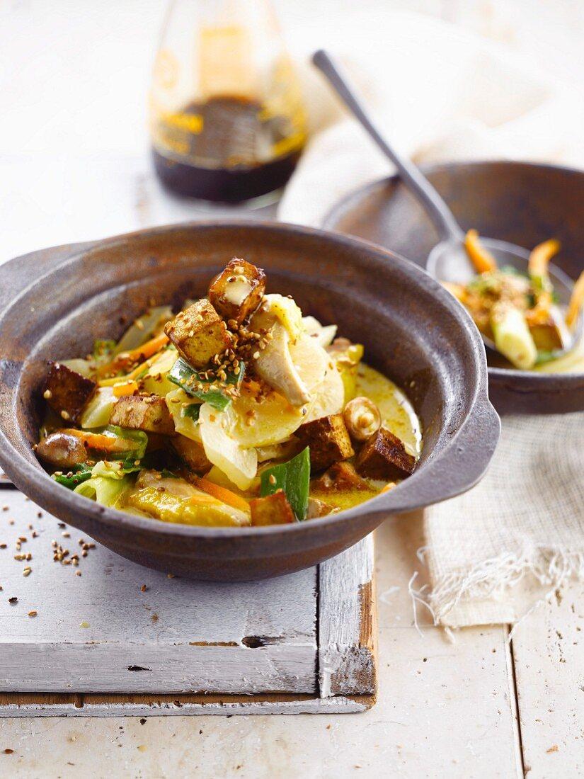 Chanko-nabe,Sumo stew
