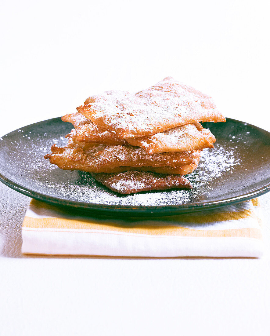 Oreillettes from Montpellier