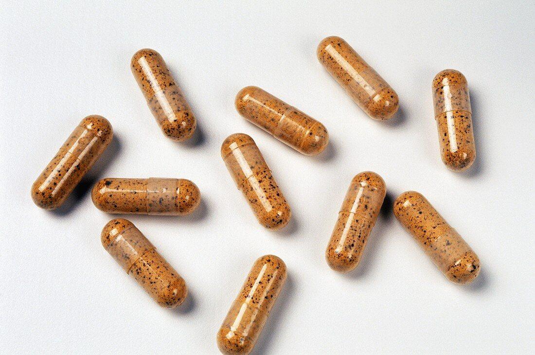 Multi-Vitamin Capsules