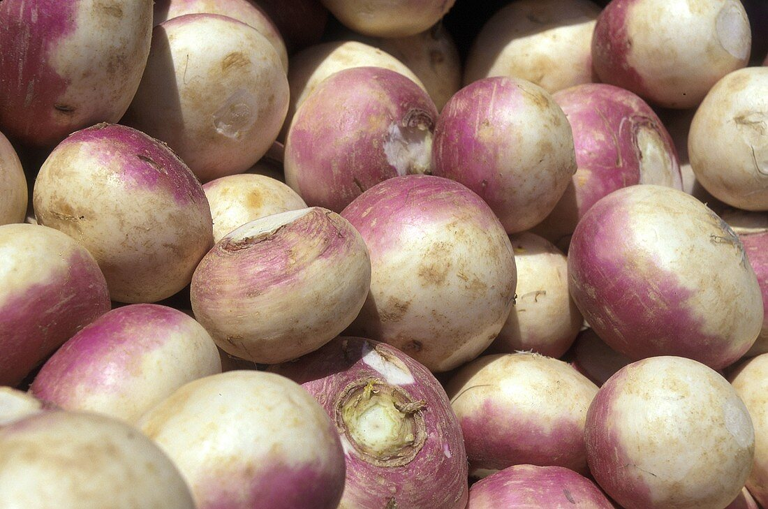 Turnips at the Market