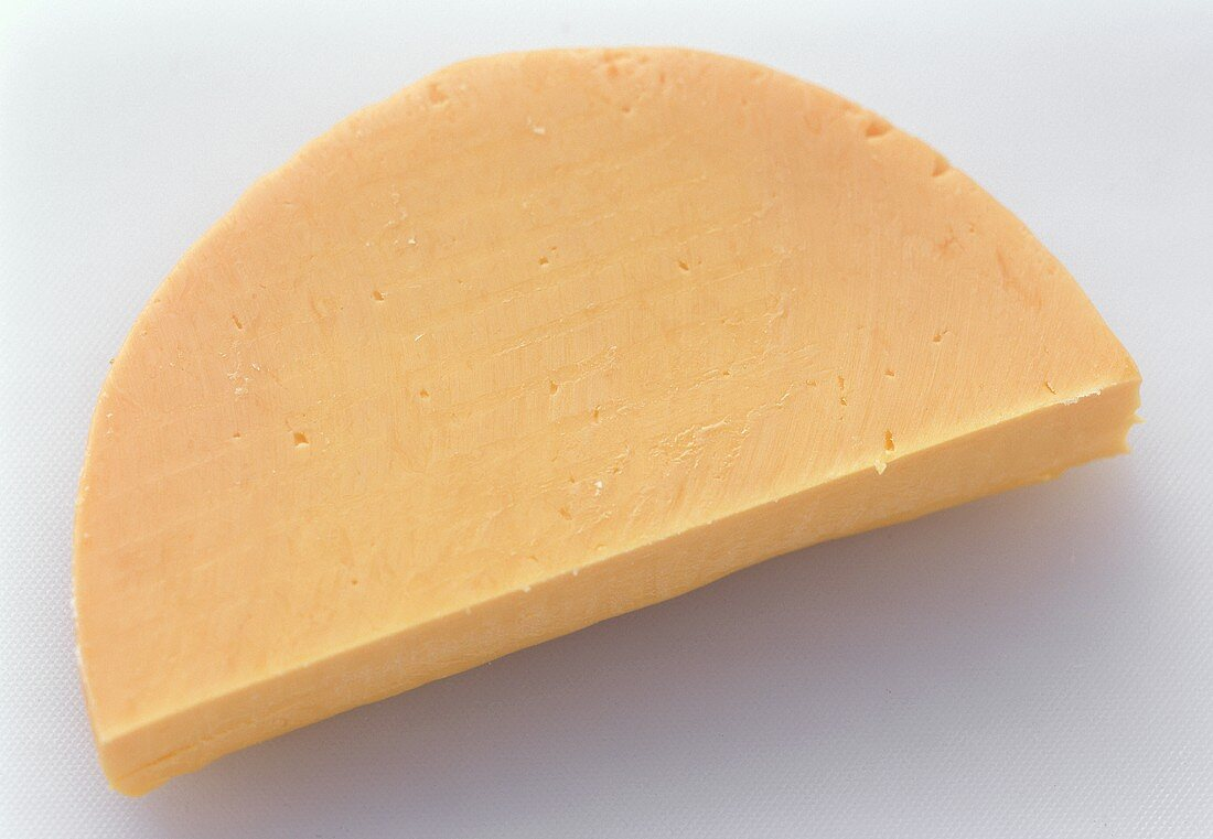 Half Round of Colby Cheese