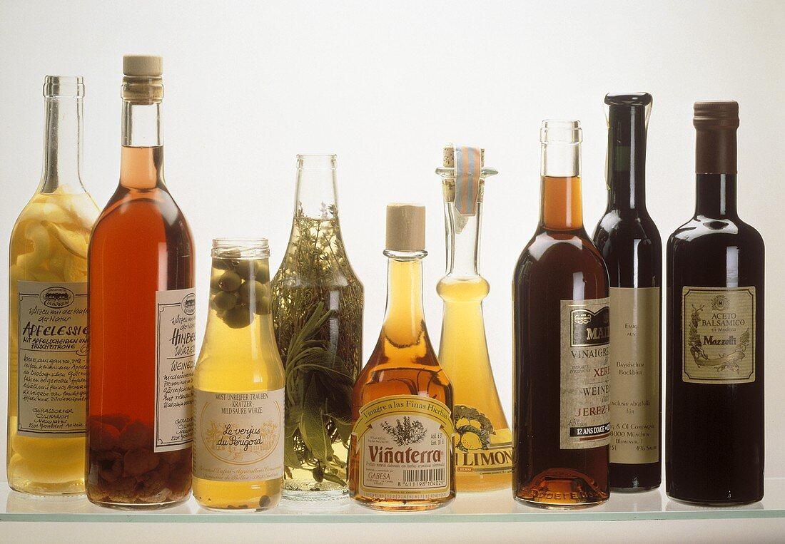 Vinegar Still Life