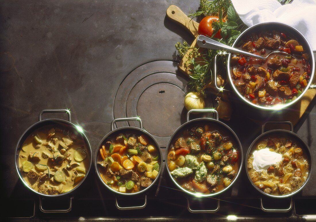 Five Kinds of Goulash