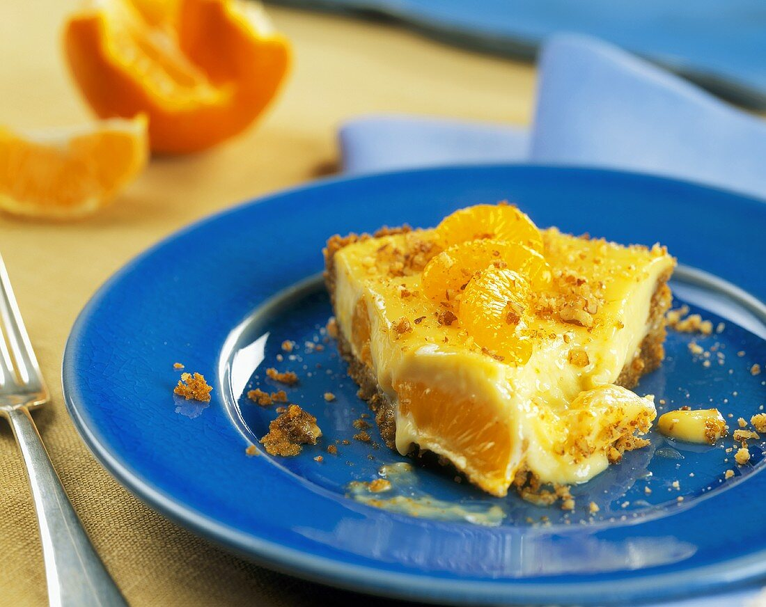 A Slice of Clementine Lime Pie