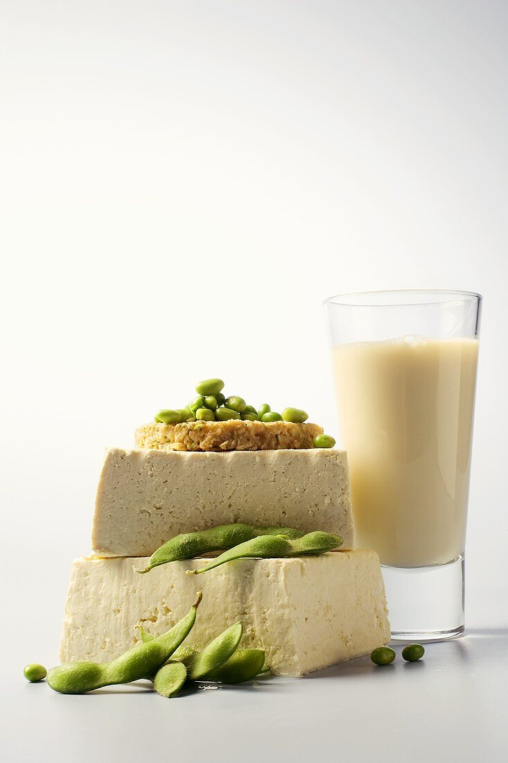 Soy Product Still Life