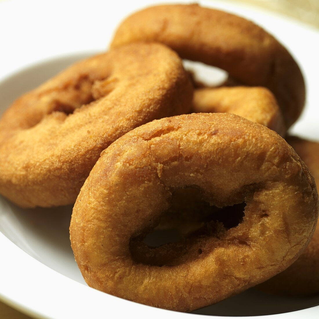 Cider Doughnuts from a Farm Market in New Jersey