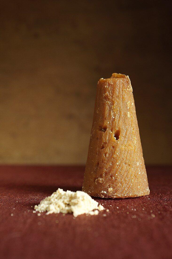 Piloncillo Sugar Cone and Grated Sugar