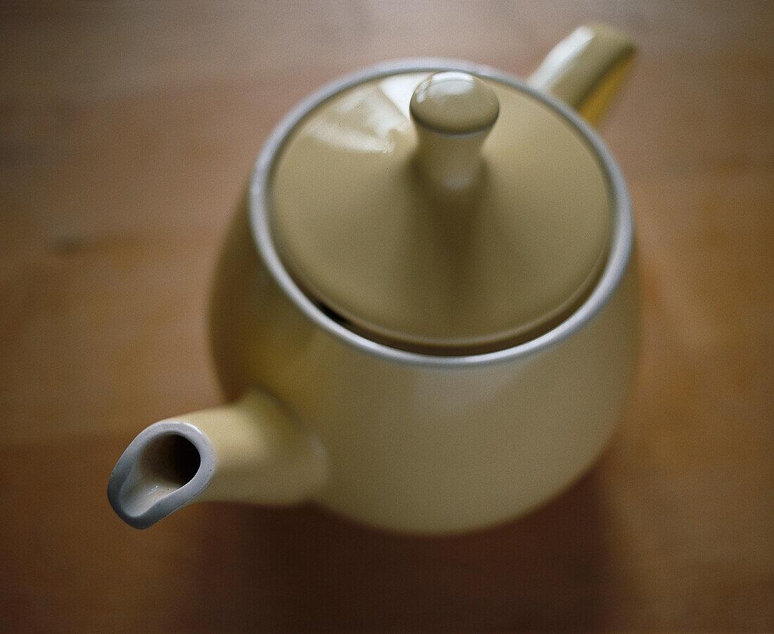 Teapot from Melitta, Symbols