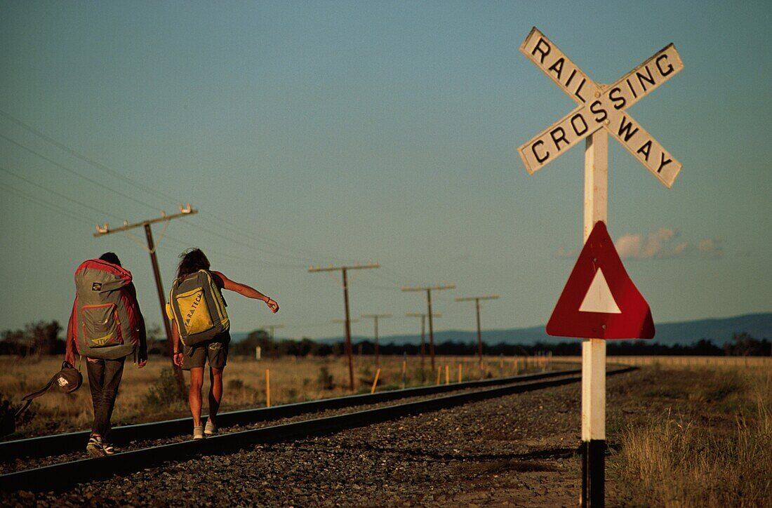 Trampers, Parks, Australia