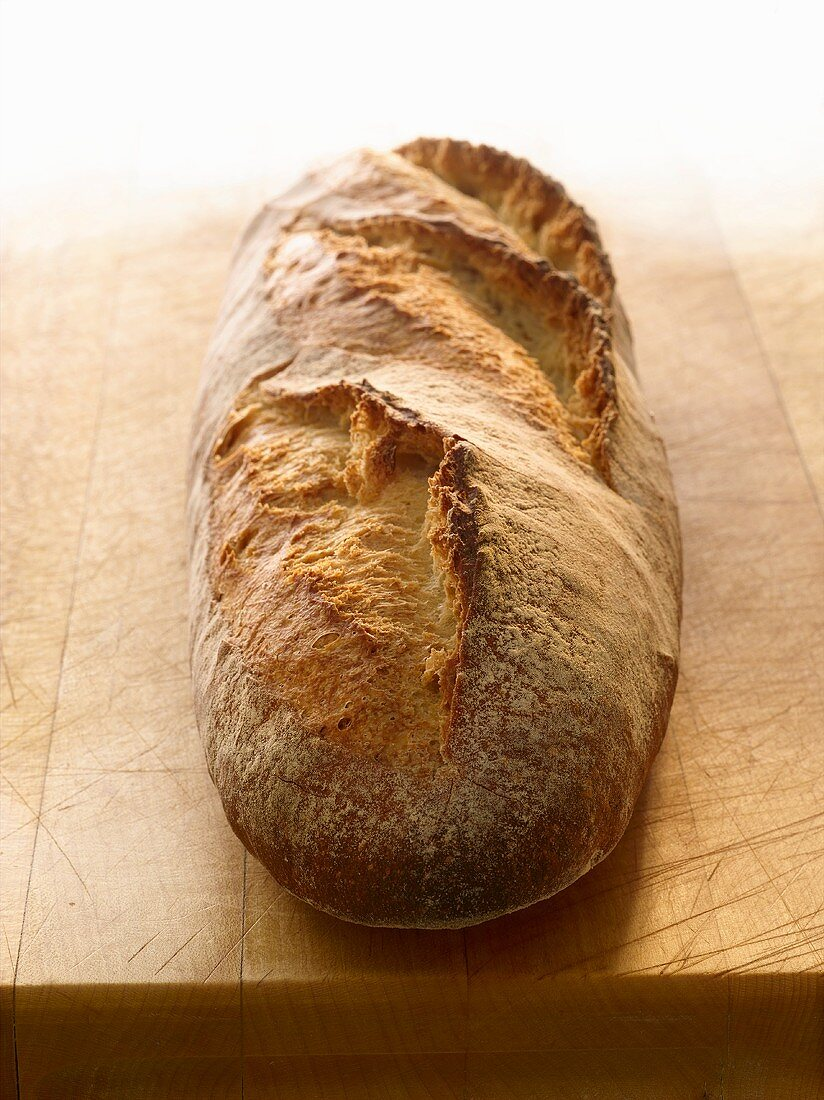 A Loaf of Artisan Bread