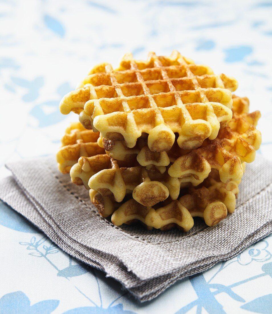 Belgium Waffle Cookies