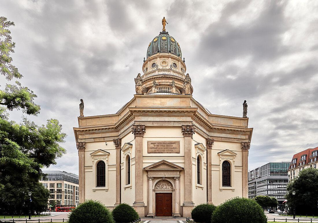 German Cathedral, Gendarmenmarkt 1-2, Berlin, Germany