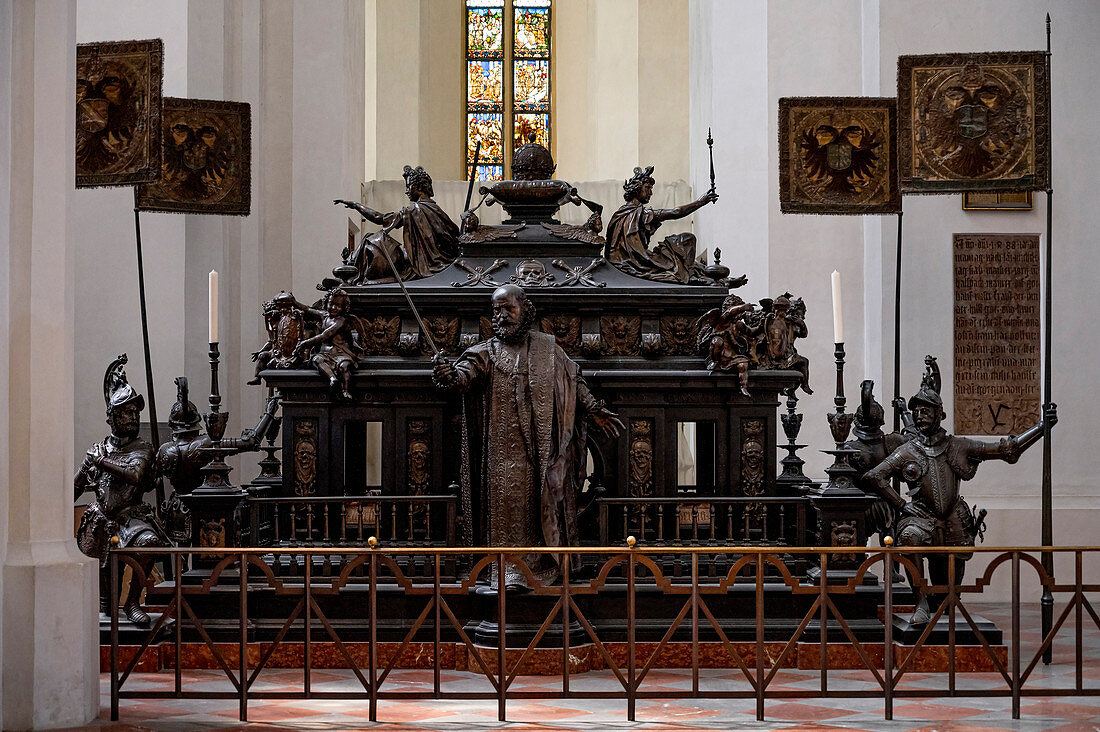 Wittelsbach cenotaph; Ecce Homo Chapel; Hans Krumper; 1619 to 1622; Early baroque;