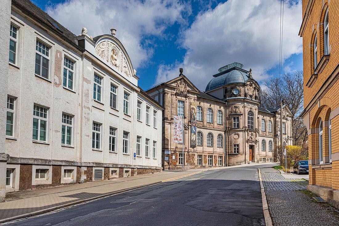 Deutsches Spielzeugmuseum, Sonneberg, Thüringen,  Deutschland