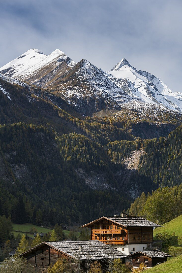Heiligenblut, Großglockner, Carinthia, Austria