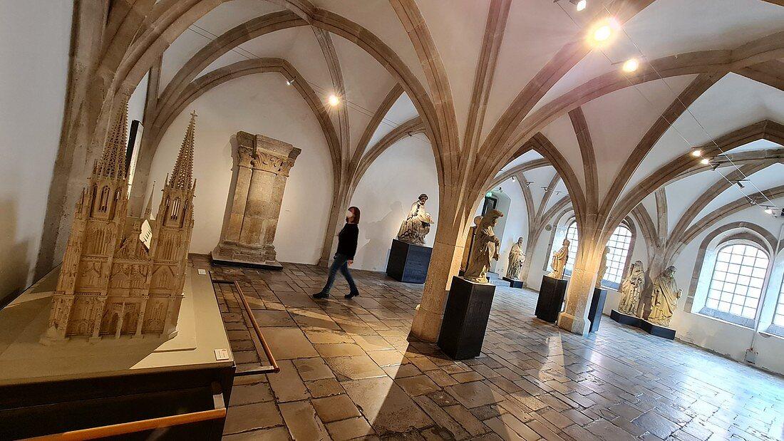 Historical Museum, Regensburg, Upper Palatinate, East Bavaria, Germany