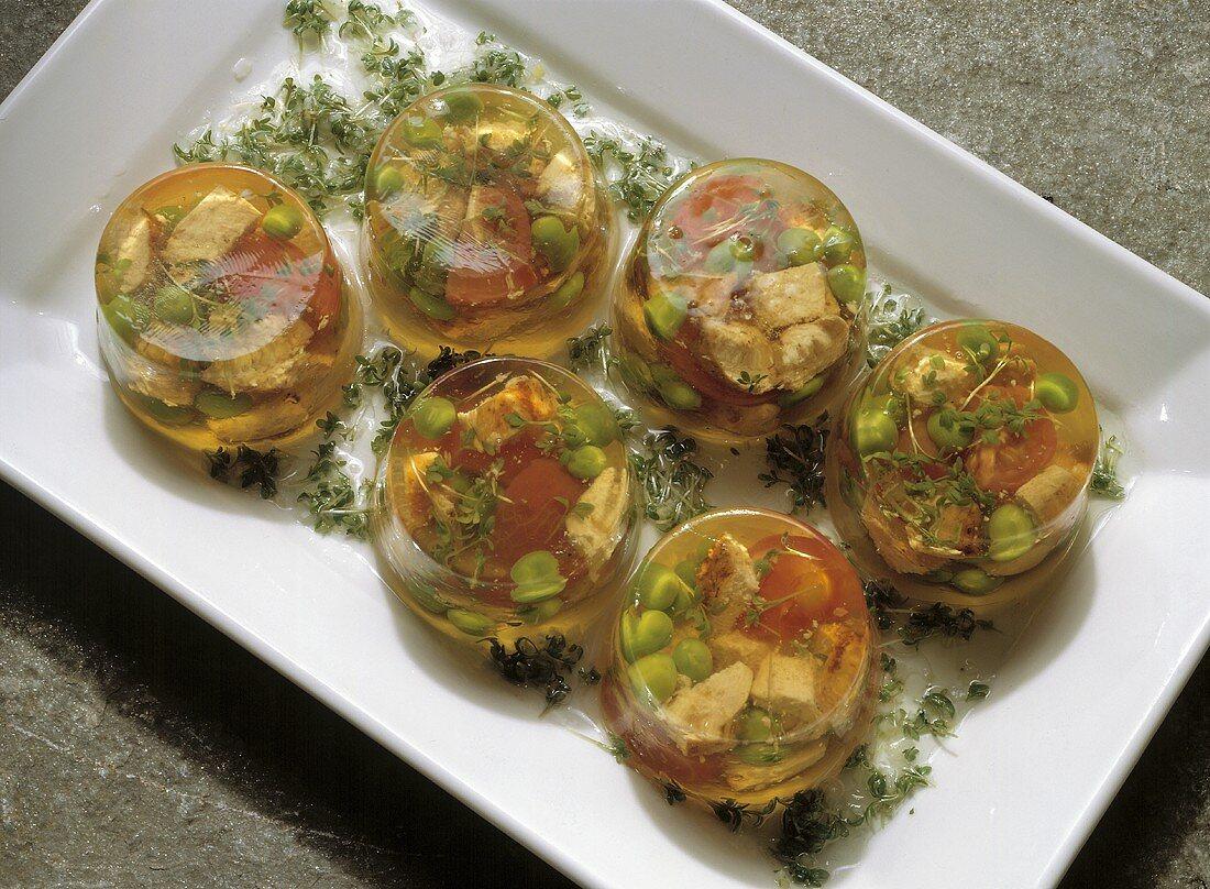 Chicken Jellies