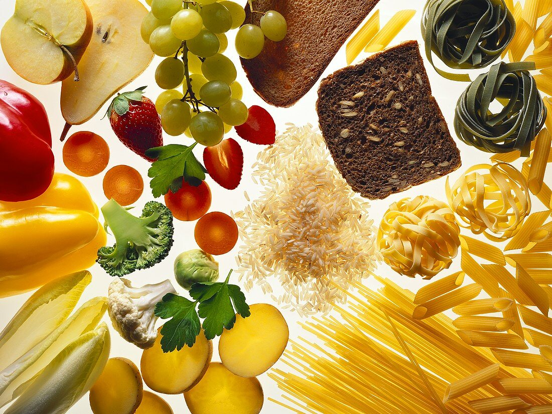 Picture symbolising Pritkin Diet (high-carbohydrate diet)