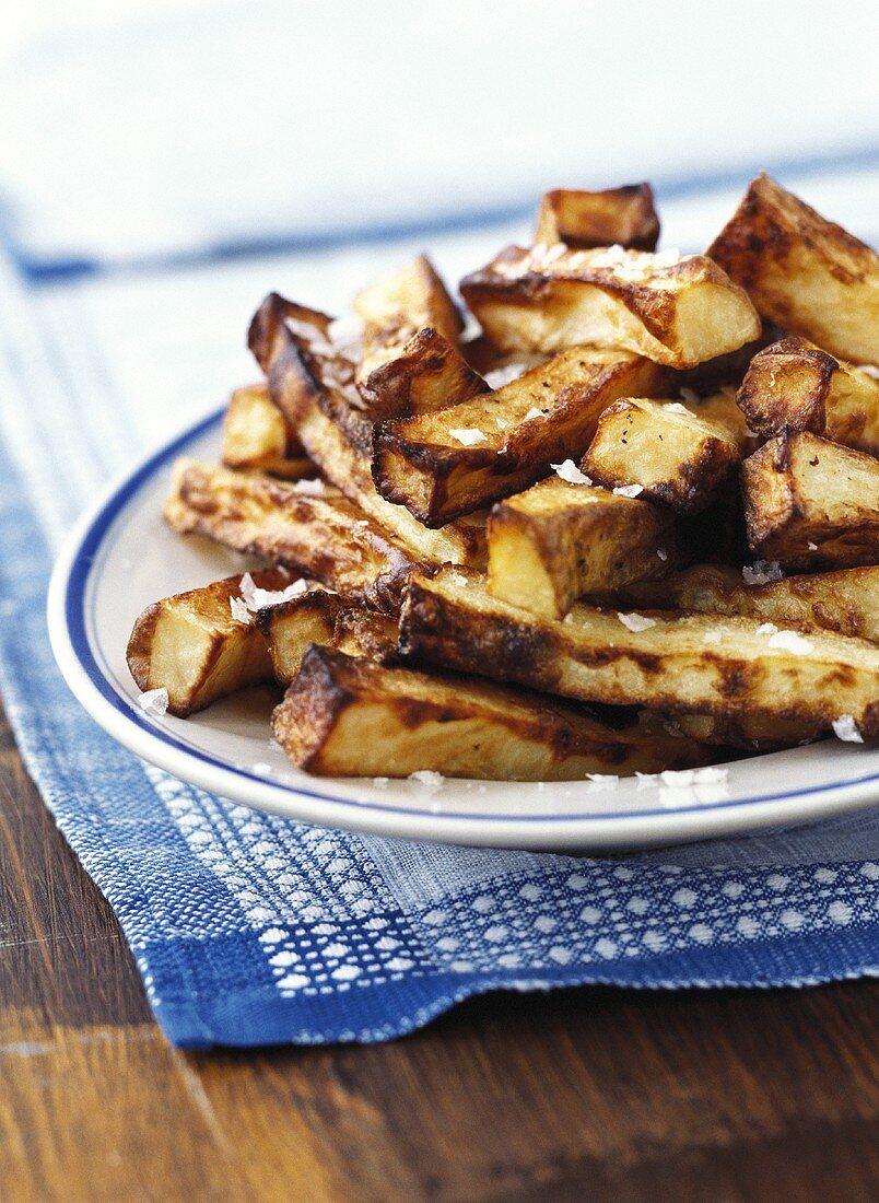 Fried potato sticks