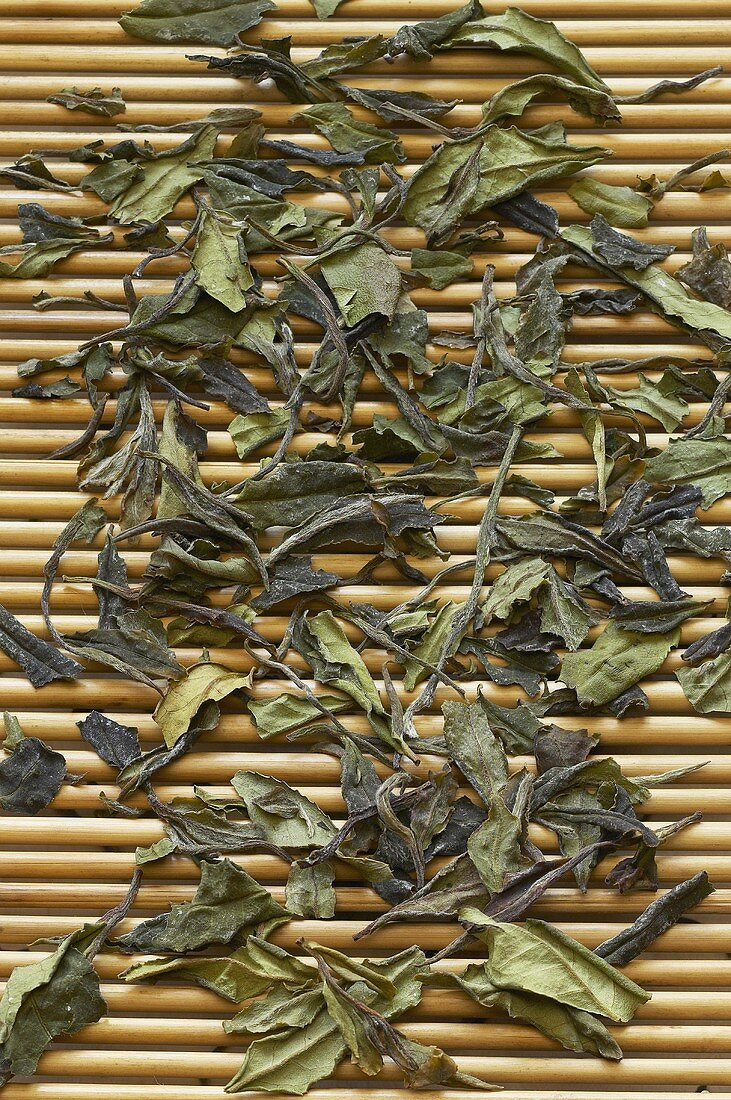 Manjhee Valley (white tea, N. India)