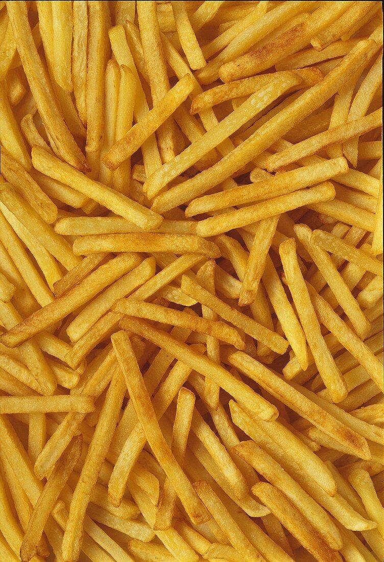 Shoestring French Fries (Full Frame)