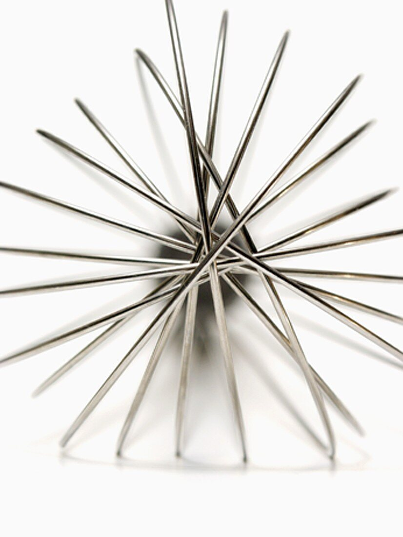 Whisk, from below (detail)