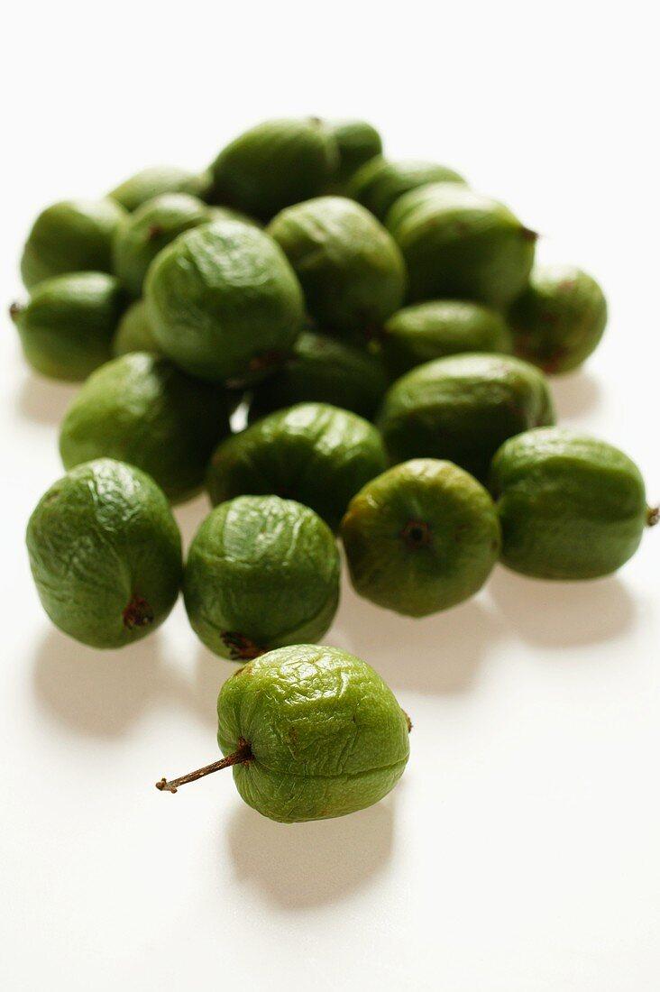 Mini-kiwi fruits
