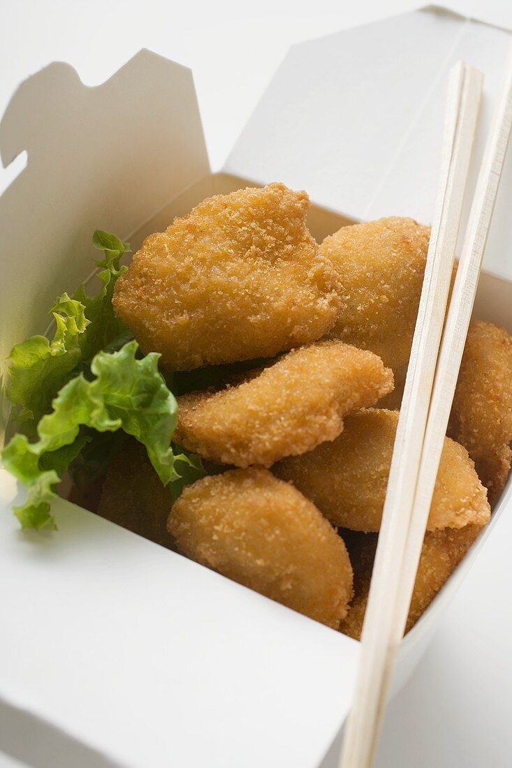 Chicken Nuggets to take away
