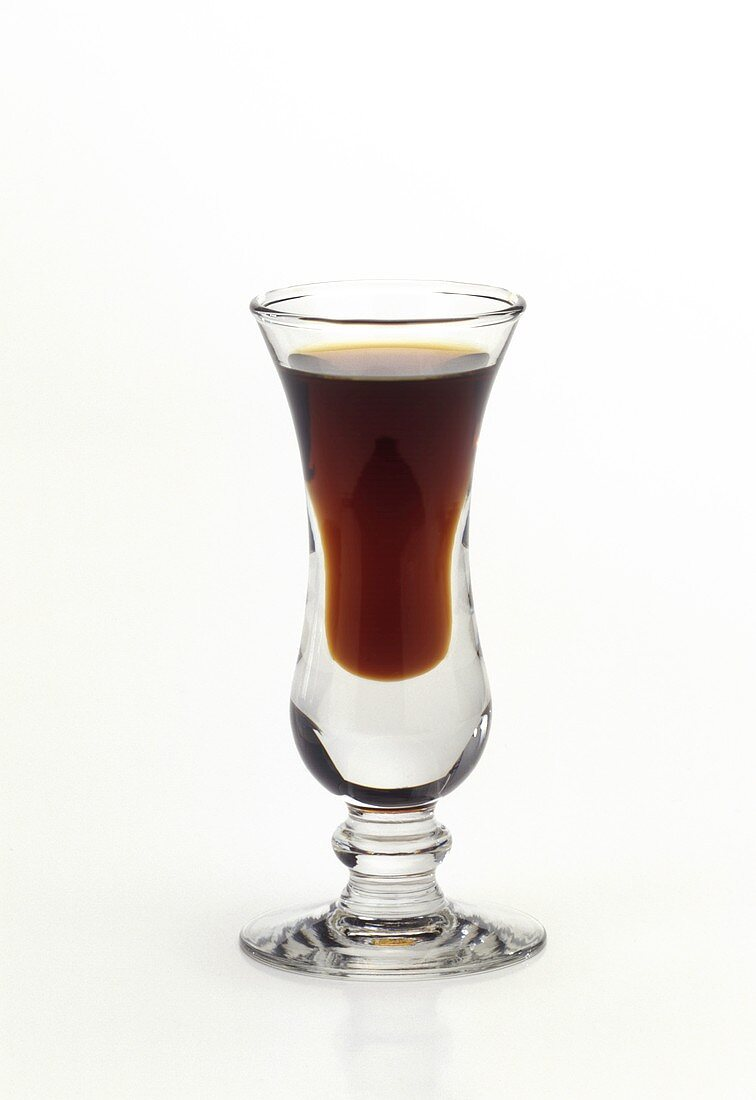 A Glass of Bitter