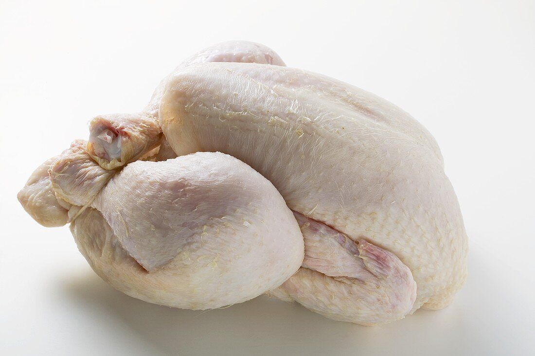 Fresh oven-ready chicken