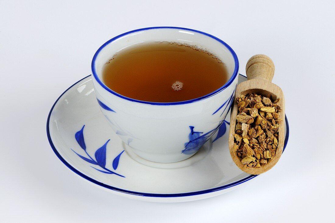 Färberwaidwurzel Tee (Isatidis Radix)