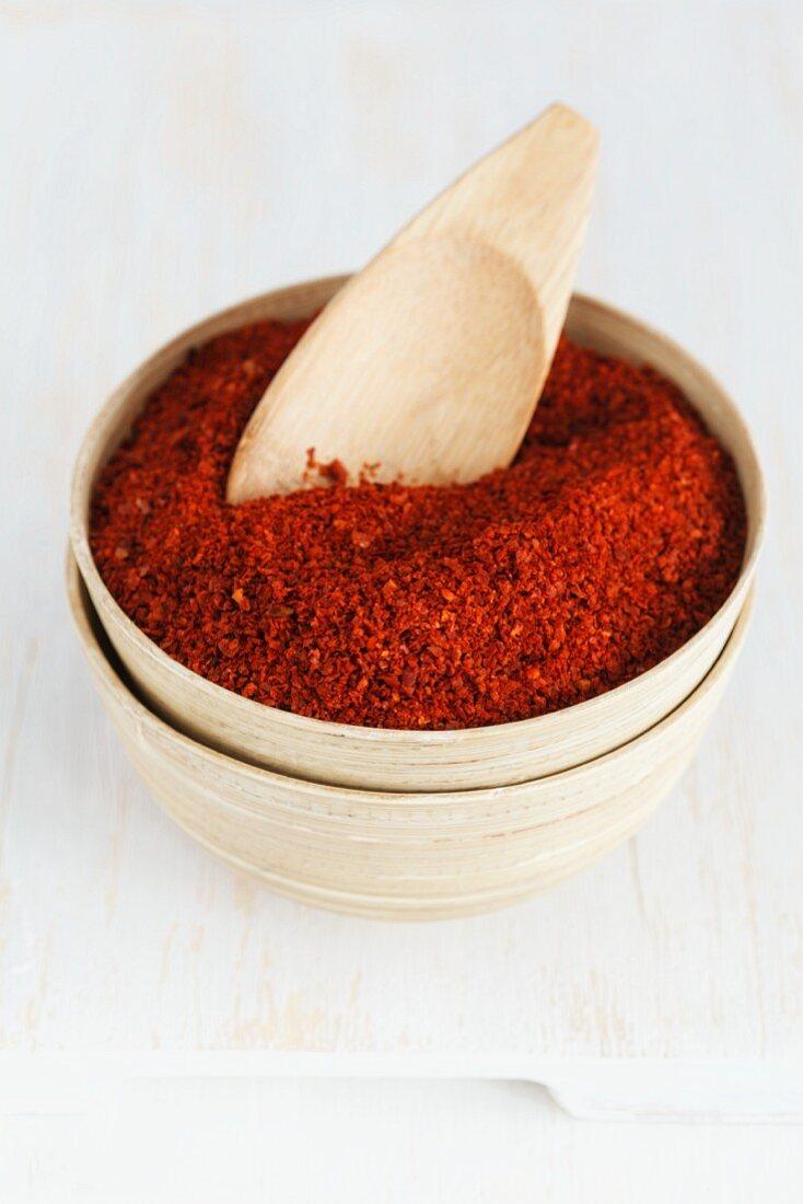 Pul biber (Turkish spice mixture)